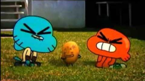"""Cartoon Network LA """"El Increíble Mundo de Gumball"""" Promo - """"El Pueblerino"""""""