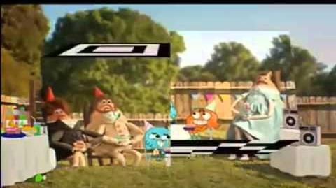 El Increible Mundo de Gumball El Pony Promo