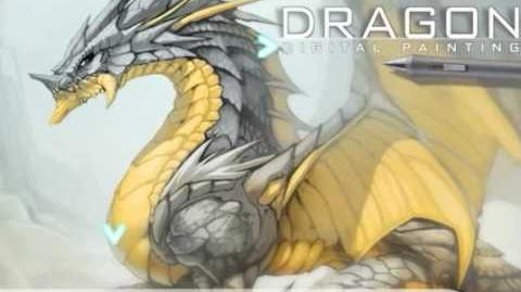 Dragon Art Tutorial part 1