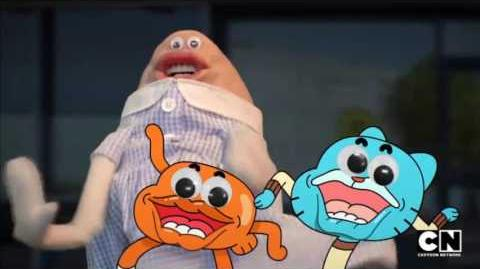 I am Free - The Amazing World of Gumball