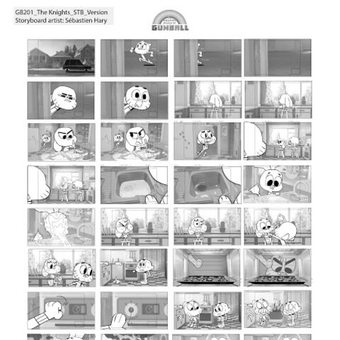 Un poco más de Storyboard.