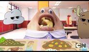 Susie comer como niña!