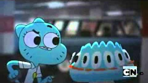 Gumball Season 2 The Remote part 2