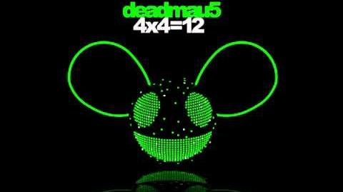 Deadmau5 - 4x4=12 (Continuous Mix) (FULL 1 Hour 9 Mins)