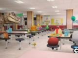 Cafetería de Escuela