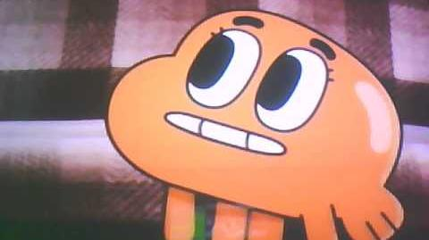 Cartoon Network LA El Increible Mundo De Gumball Promo