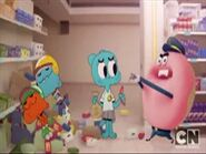 The amazing world of gumball episode 8 the spoon 0054