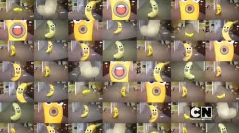 El baile de la banana - Elmore Stream El asombroso mundo de Gumball