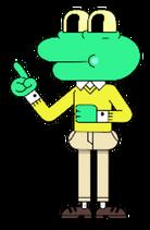 MrCorneilleModel Pixelated