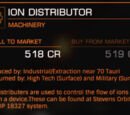 Ion Distributor