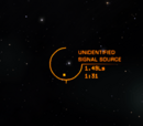 Unidentified Signal Source