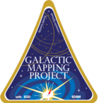 Galactic Mapping Project logo