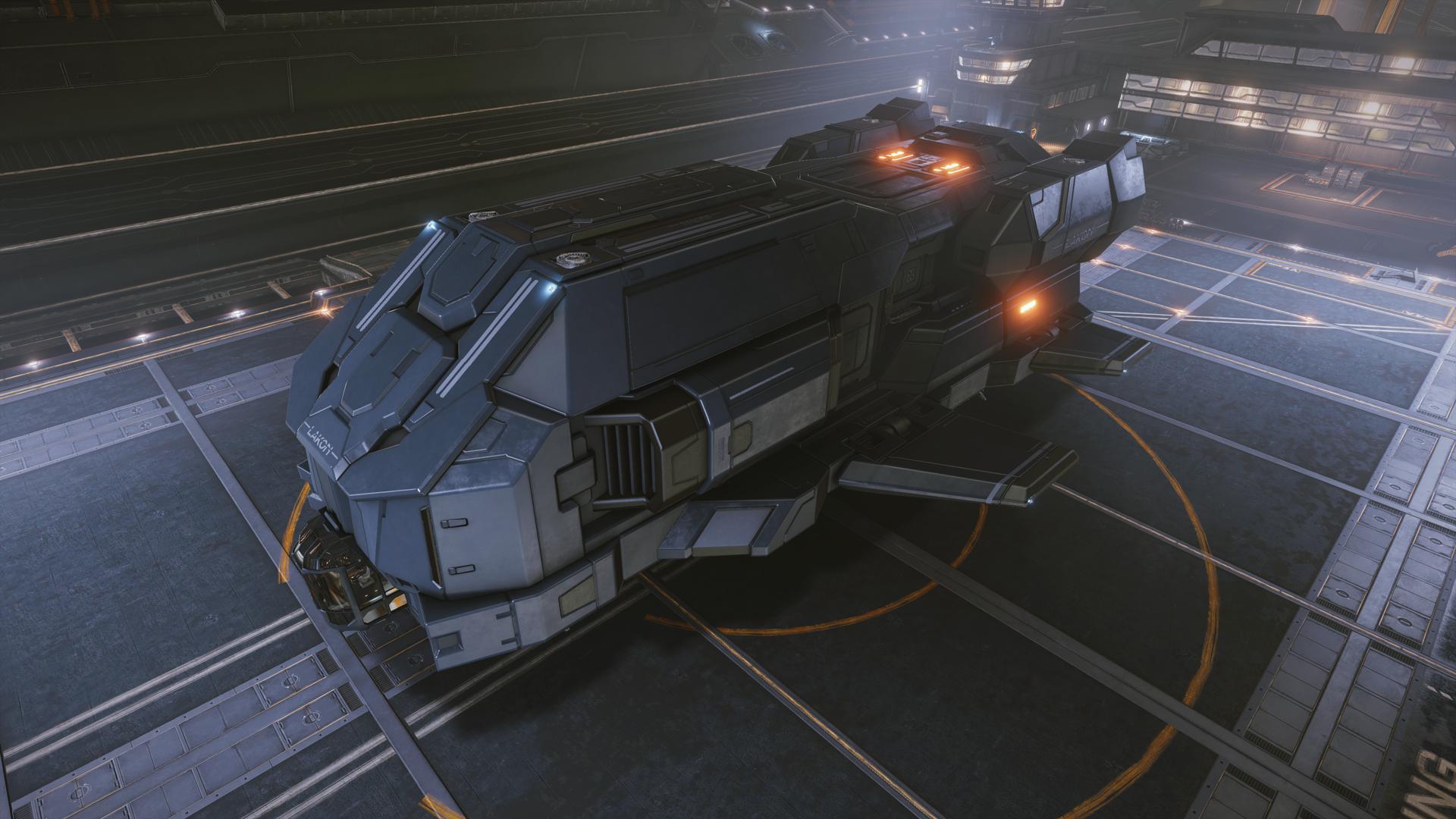 Type-7 Transporter | Elite Dangerous Wiki | FANDOM powered ...