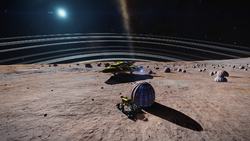 Anemones-planetary ring- SRV-Python