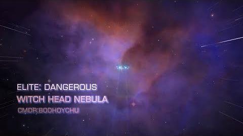 Elite Dangerous - Witch Head Nebula (Video Сinematic)