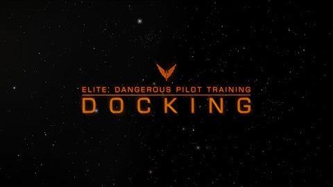 Elite Dangerous Pilot Training - Docking