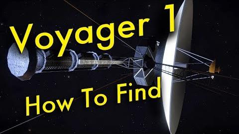 Voyager 1 and How To Find It Elite Dangerous