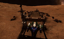Mining Settlement Hyades Sector DR-V c2-23 A 5