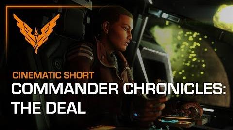 Commander Chronicles The Deal