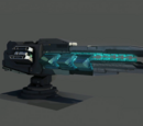Guardian Gauss Cannon