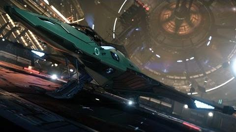 Eagle MkII - Core Dynamics Elite Dangerous
