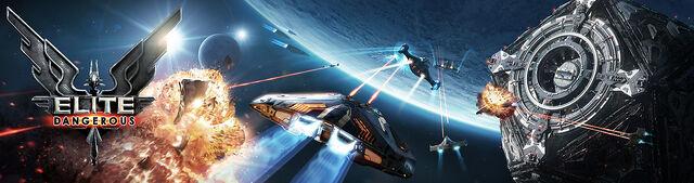 File:Elite Dangerous E3 Banner art.jpg