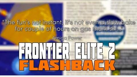 Flashback Frontier Elite 2 - How Much Difference has 25 Years Made?