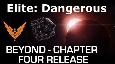 Elite Dangerous - Beyond Chapter 4 - The Best Space Sim Gets Its Biggest Update