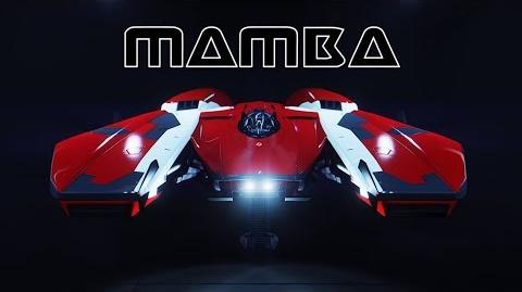 "Elite Dangerous Shorts 02 - ""La Mamba"""
