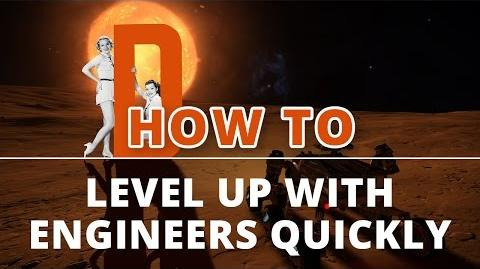 Elite Dangerous Tutorials - How to Level Up With Engineers Quickly?