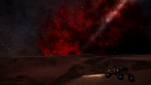 Running-Man-Nebula