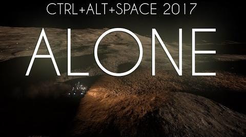 ''Alone'' CTRL + ALT + SPACE – Elite Dangerous Film Competition 2017