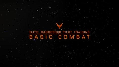 Elite Dangerous Pilot Training - Basic Combat