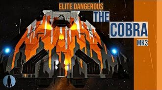 The Cobra Mk3 Elite Dangerous