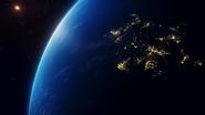 Procedural-City-Lights-Planet