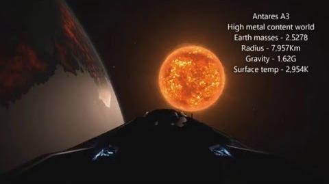 Elite dangerous - Antares