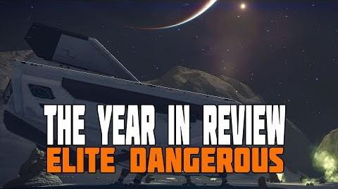 Elite Dangerous - My Thoughts on a Year of Updates - 2017 in Review Part Two