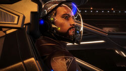Remlok Survival Mask Male Pilot