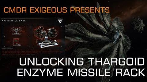 Unlocking the Enzyme Missile Rack