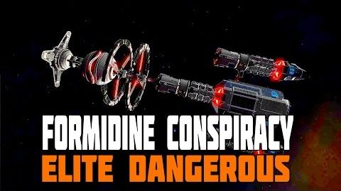 Elite Dangerous - Formidine Rift Mystery Major Discovery & Conspiracy Found