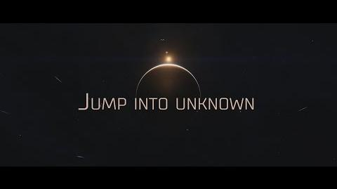 "Elite Dangerous - ""Jump into unknown"" - Short cinematic video"