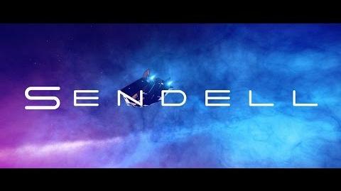 SENDELL - The Veil Nebula