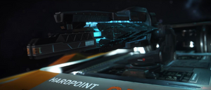 Guardian Gauss Cannon Class 2