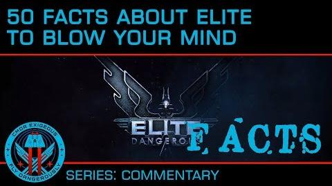 50 Facts About Elite Dangerous You Don't Know (Probably)