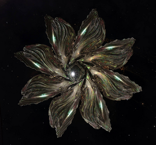 Thargoid Interceptor Cyclops Front HD