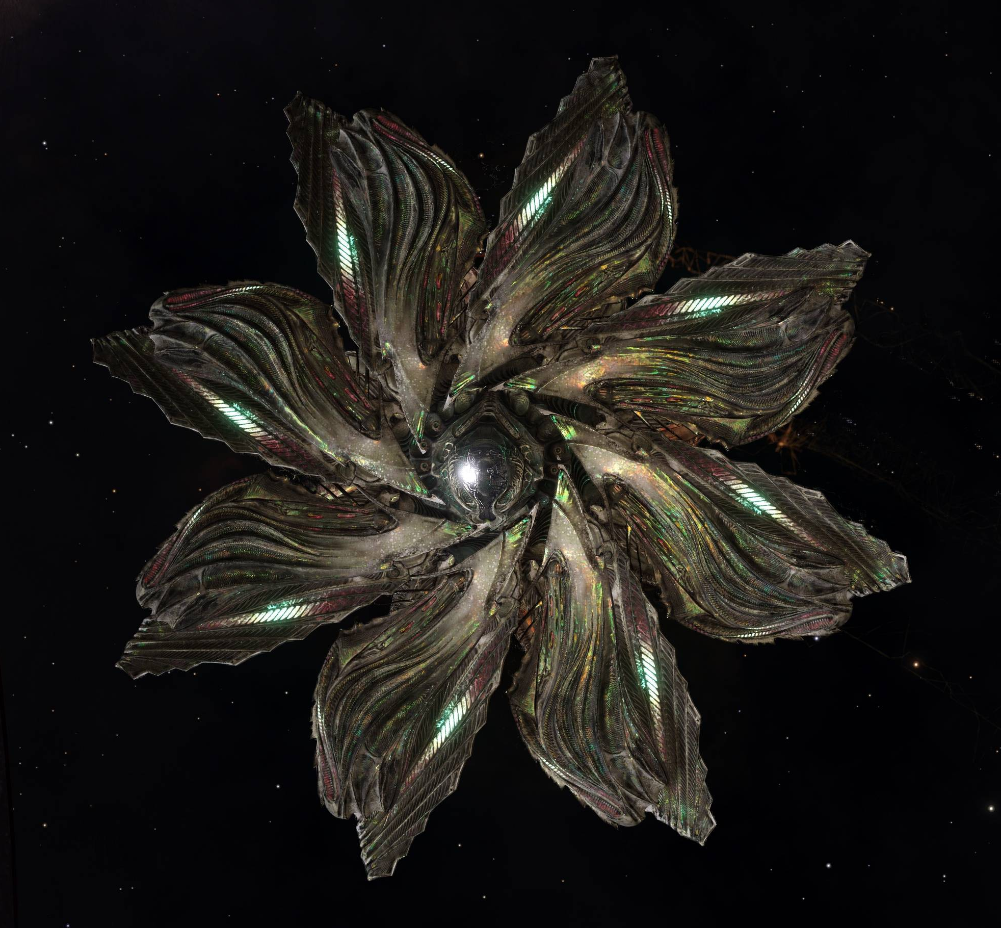 Thargoid Interceptor | Elite Dangerous Wiki | FANDOM powered