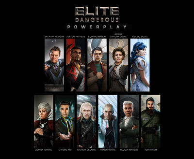 Powerplay-Powers