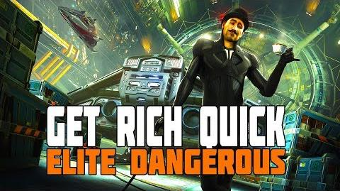 Elite Dangerous - Beginners Guide - Earning your First Millions & Getting Rich Quick(ish)