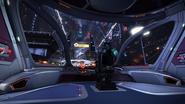 Dolphin-Cockpit