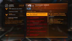 Technology-Broker